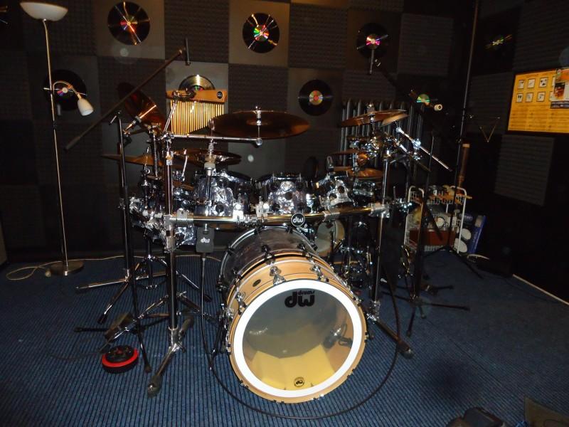 Neumann Stuudio trummid